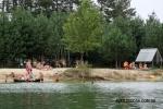 Голубе озеро — можна, міський пляж — не бажано, Андрюшкин Яр — заборонено