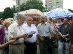 """Ринок """"Світанок"""": звернення до народного депутата — остання надія?"""