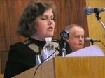 Наталя Яременко у центрі уваги бюджетної сесії