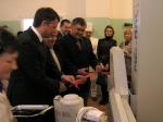 Яременко, Котенко і Мірошник перерізають першу стрічку