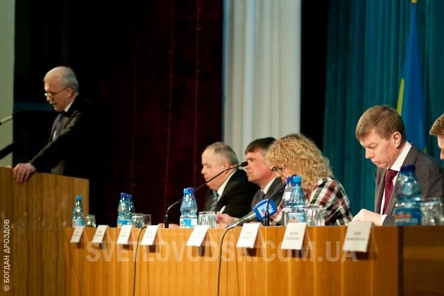 Виїзне засідання колегії ОДА. Фоторепортаж