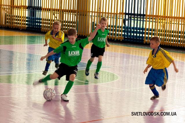Відкритий чемпіонат з футболу серед дітей 2005 року народження