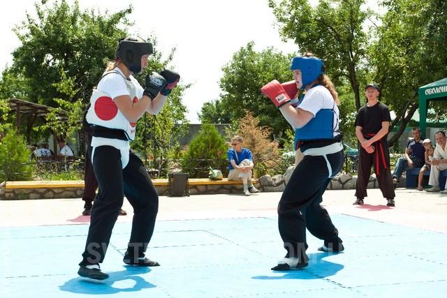 У Світловодську пройшов відкритий Турнір з Китайського боксу (ФОТО)