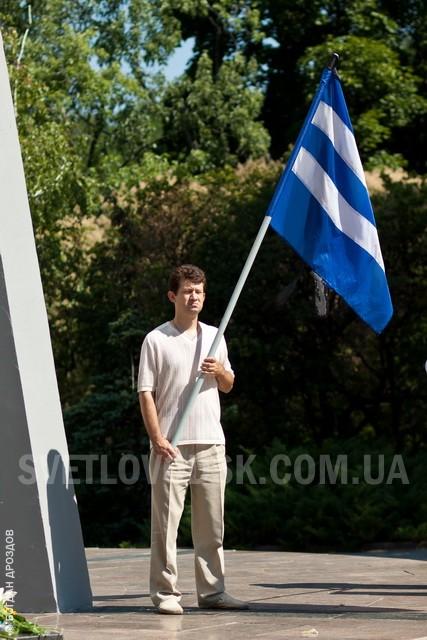 День скорботи і вшанування пам'яті жертв війни (ФОТО, ВІДЕО, АУДІО)