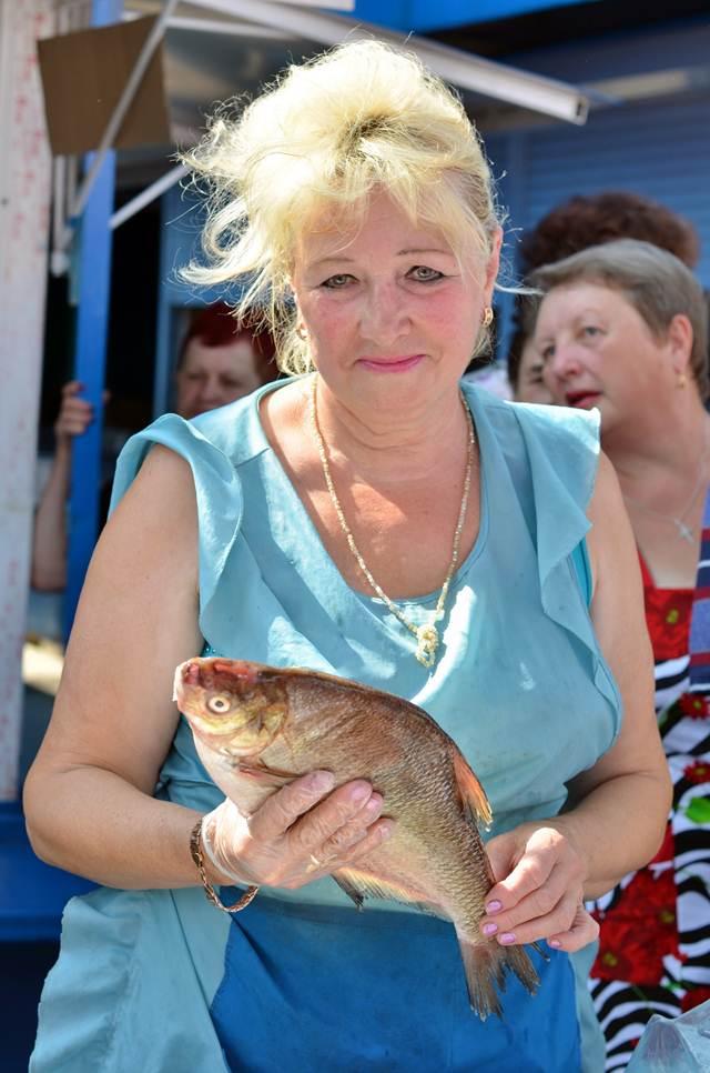 """День рибалки, або """"Купуй Кіровоградське"""" (ФОТО, ВІДЕО)"""