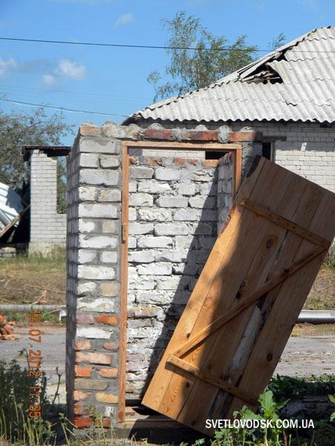 Коли на села прийшло лихо… (ФОТО)