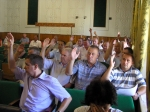 Передканікульна сесія (ФОТО)