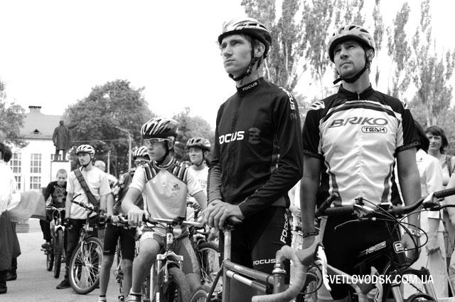У Світловодську відбудеться велопробіг до Дня Державного Прапора України