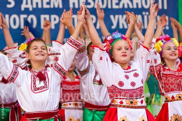 Святкування Дня Незалежності України у Світловодську (ФОТО, ВІДЕО, АУДІО)