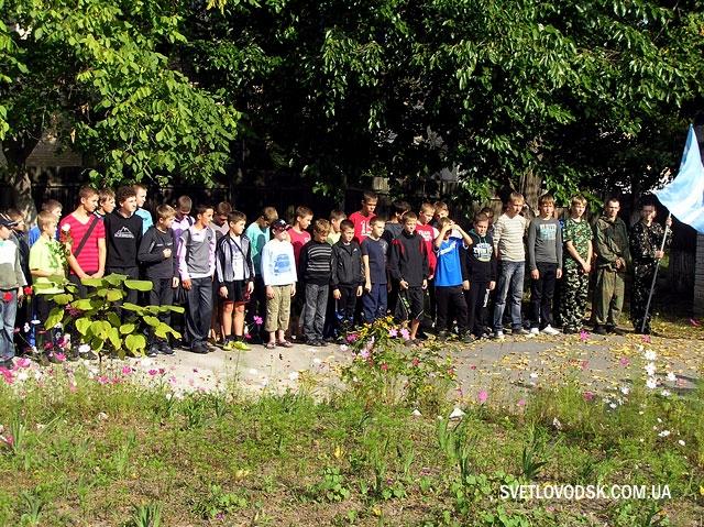 Центр військово-патріотичного виховання: відкриті двері (ФОТО)