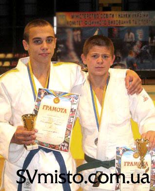 Срібло Міжнародного турніру з дзюдо (ФОТО)