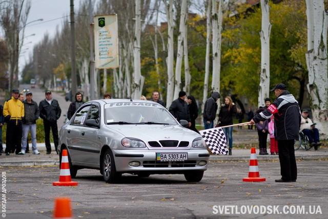 Змагання з фігурного водіння та швидкісного маневрування автомобілів відбудуться у Світловодську