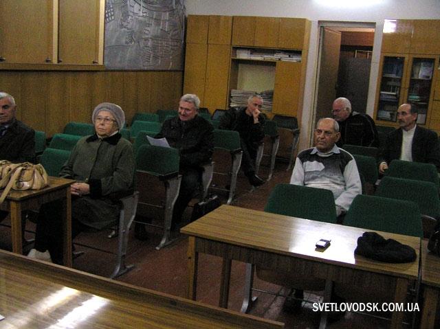 Діяння громадської ради і громадської ради (ФОТО)