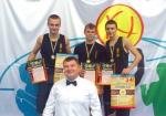 Шість медалей та три кубки у заліку наших хортингістів (ФОТО, ВІДЕО)