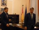 Андрій Ніколаєнко приступив до роботи у якості нового очільника Кіровоградщини
