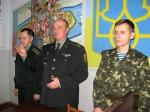 Зліва направо: Грінченко, Балабуха і Бурчак