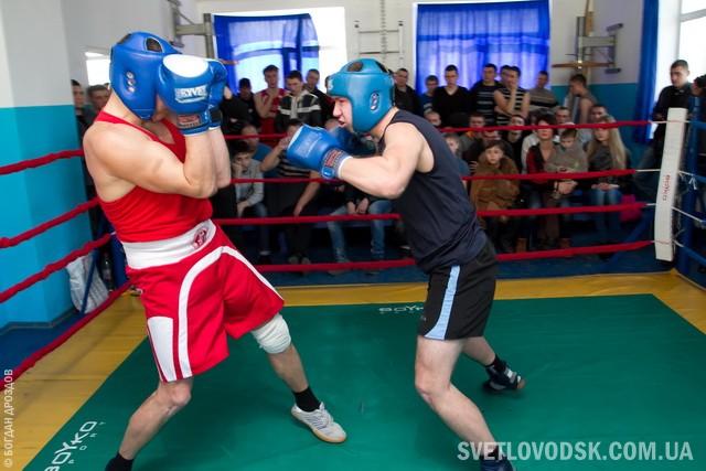 """Відкритий чемпіонат із боксу у СК """"Атлант"""""""