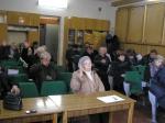 Засідання Громадської ради при міськвиконкомі