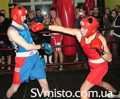 Березневе свято боксу
