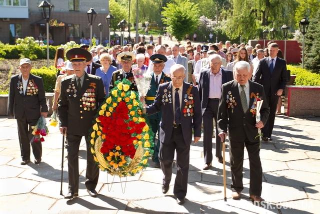 Святкування Дня Перемоги у Світловодську (оновлено)