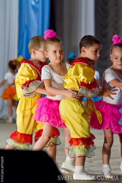 """Отчетный концерт """"Студии танца Ларисы Москаленко"""""""