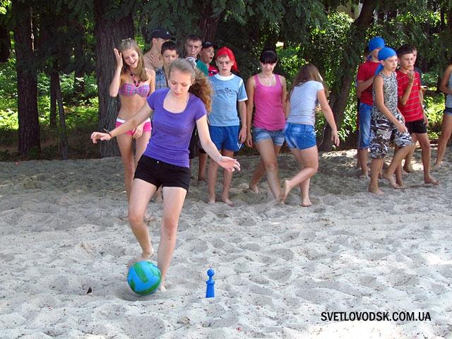 """""""Спортивне літо"""""""