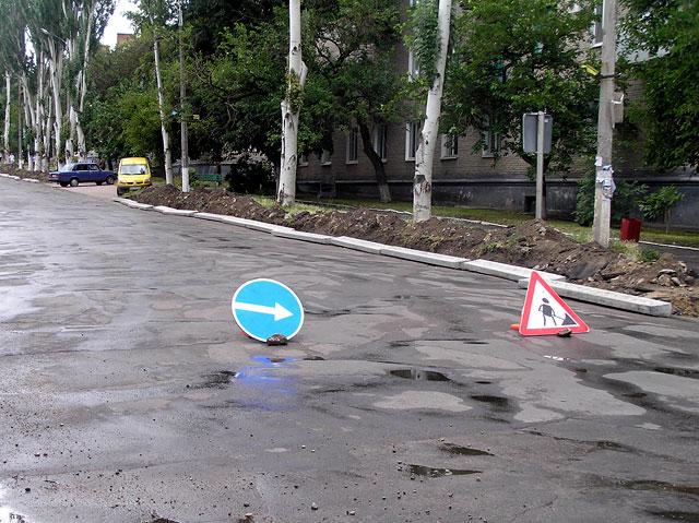 Ситуація щодо ремонту доріг у Світловодську