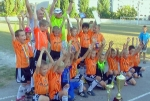 """Наш """"Металург"""" став переможцем новонародженого турніру"""