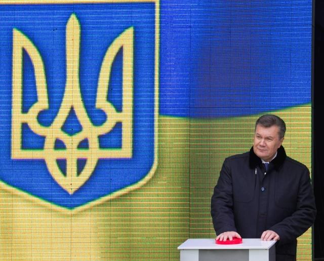 Виктор Янукович открыл Светловодский речной терминал!