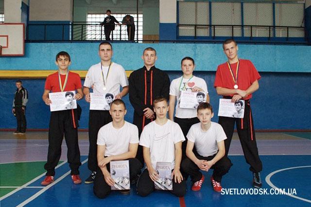 У Світловодську відбувся турнір з китайського боксу