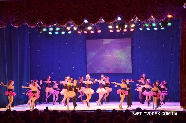 Серед кращих хореографічних колективів