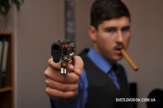 Студенты Светловодского политехнического колледжа сняли короткометражный фильм