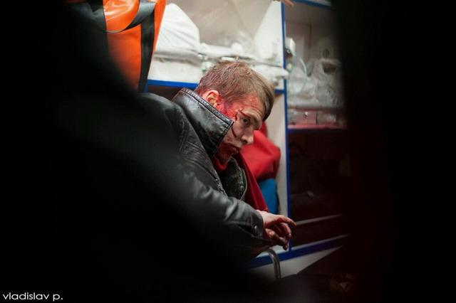 Євромайдан розігнали. Штурм відбувся о 4-й ранку