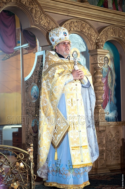 7 січня православні Світловодська відзначили одне з головних релігійних свят — Різдво Христове