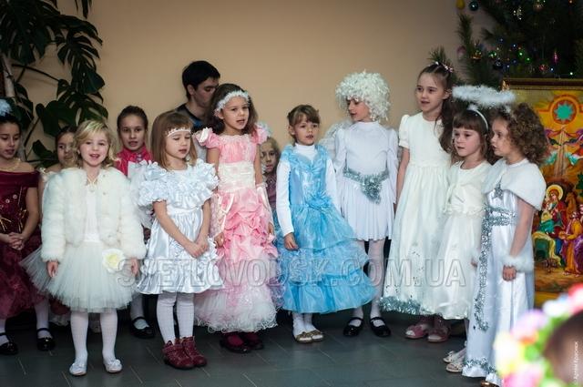 Різдвяний ранок у Недільній школі — свято всеперемагаючої любові до людей