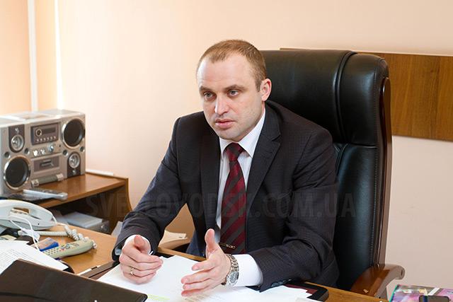 """Володимир Шаповал: """"2013 рік був нелегким, проте ми залишаємося прибутковим підприємством"""""""