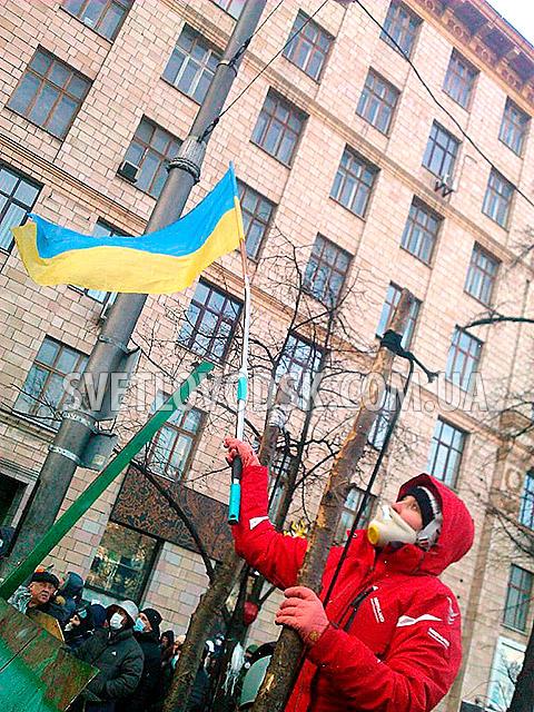 """Лариса Москаленко: """"Рисковать своей жизнью и здоровьем можно только ради большой идеи — Свободы Украины!"""""""