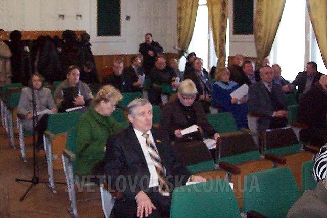 Бюджет-2014 Світловодські депутати затвердили без обговорення