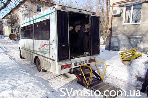 Инвалиды бьют тревогу: спецавтобуса не будет?
