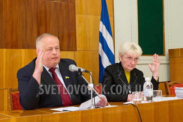 Міська рада крокує в ногу з часом — два представника громадськості обрані членами міськвиконкому
