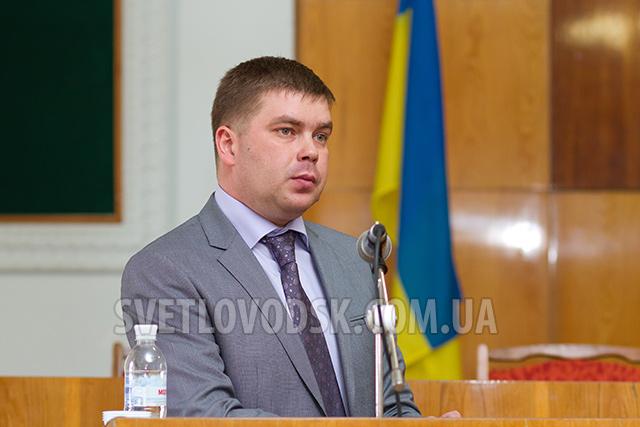 Інформаційним спалахом назвав матеріал про інфекційне відділення Олег Щербина