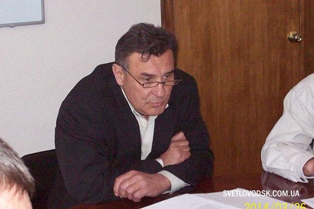 Новообрані члени міськвиконкому вперше приймали рішення