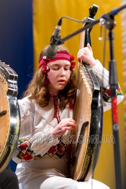 """Звітний концерт дитячої музичної школи """"Ми — діти твої, Україно!"""""""