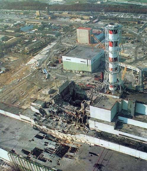 Мітинг-реквієм, присвячений 28-й річниці трагедії на Чорнобильській АЕС, пройшов сьогодні у Світловодську
