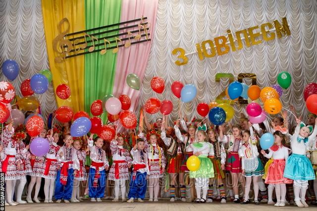 Ювілейний звітний концерт Дитячої школи мистецтв