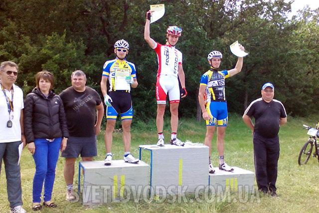 Антон Пустовит стал победителем в индивидуальной гонке и марафоне Чемпионата Украины