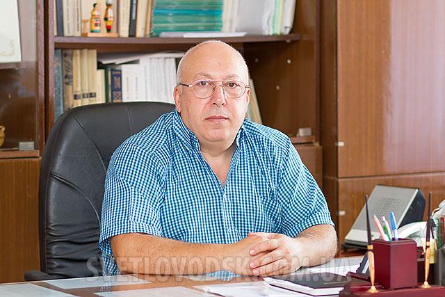 Зареєстровано першого кандидата на посаду міського голови Світловодська