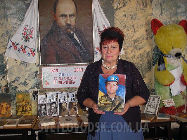 "Галина Плющ: ""Я хоронила кожного українського солдата, як свого сина"""