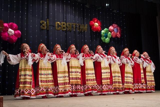 """Запрошуємо на звітний концерт народного ансамблю """"Сударушка"""""""