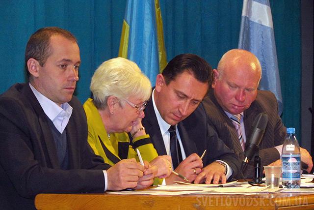 Громадські слухання з приводу діяльності водоканалу відбулися у Світловодську (ОНОВЛЕНО)